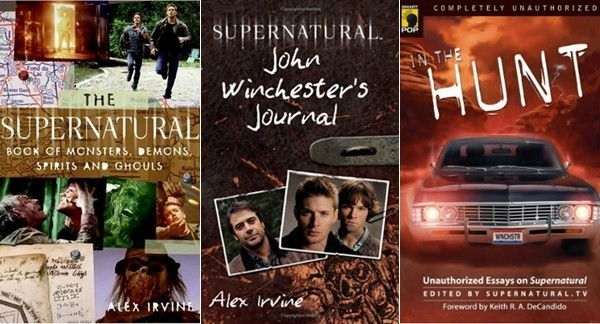 in the hunt unauthorized essays on supernatural Cover of the smart pop series essay collection in the hunt: unauthorized essays on supernatural file history click on a date/time to view the file as it appeared at that time.